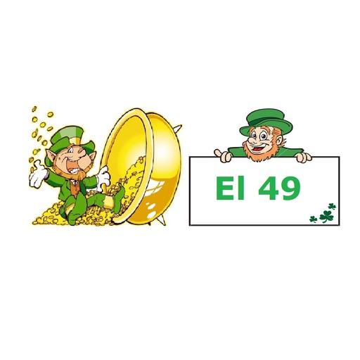 Lotería las Tablas el 49