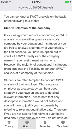 ITunes   Apple  Example Swot Analysis Paper