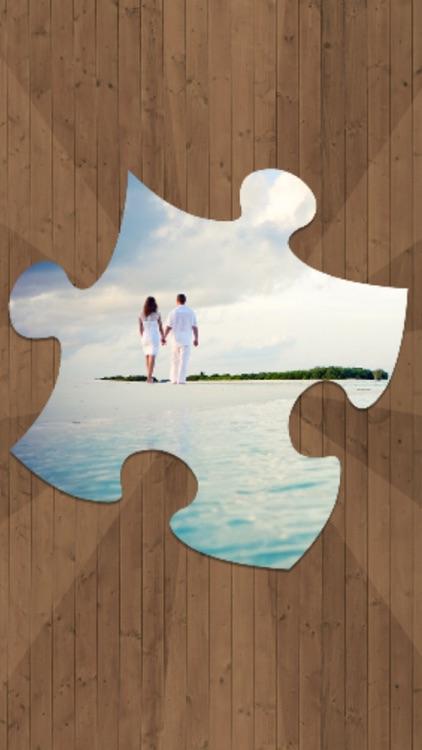 Romantic Love Puzzle Games