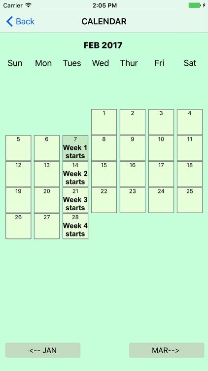 Date Calculator for Clinical Trials screenshot-4