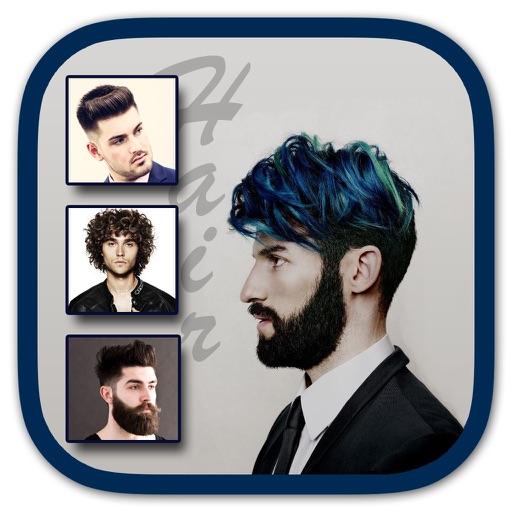 Man Hair Style Photo Editor - Hair Changer by Mitesh Varu