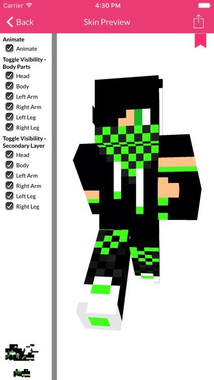 Boy Skin For Minecraft Edition