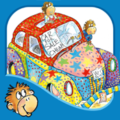 Five Little Monkeys Wash The Car app review