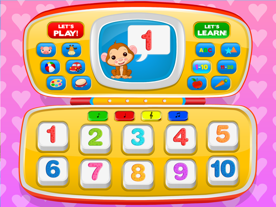 Baby learning: Toddler games for 1 2 3 4 year olds screenshot 10