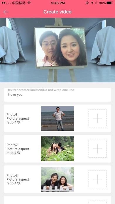 miniMovie-Video Editor maker app image