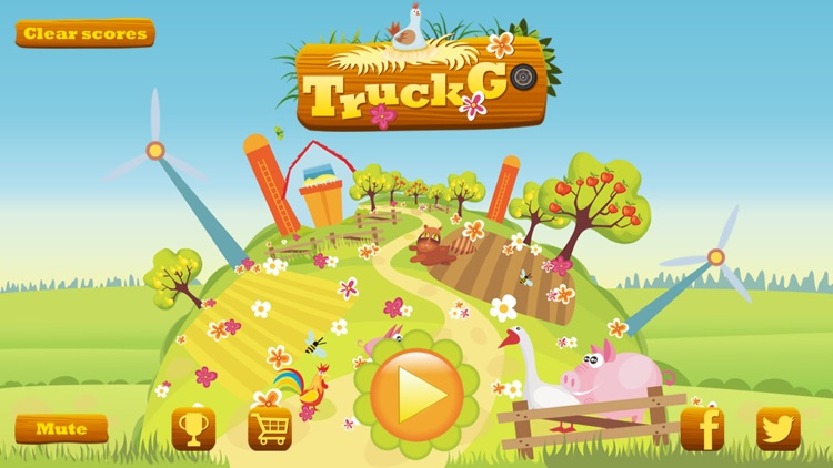 Truck Go Lite -- physics truck express racing game
