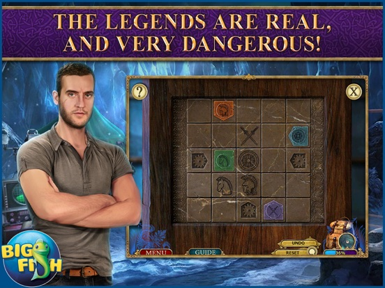 Hidden Expedition: Midgard's End Hidden Objects screenshot 8