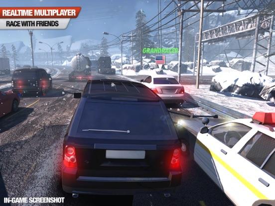 Скачать игру Racing Horizon