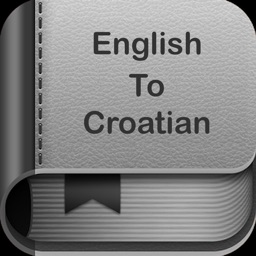 English To Croatian Dictionary and Translator
