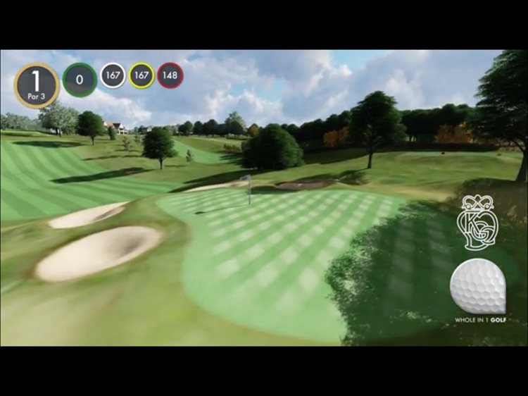 Kingsknowe Golf Club - Buggy screenshot-3