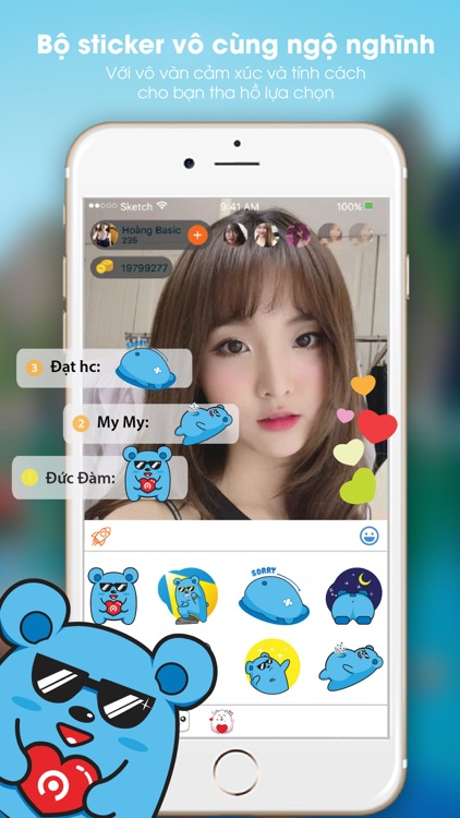 Hay Live – Interactive Live Broadcasting screenshot-3