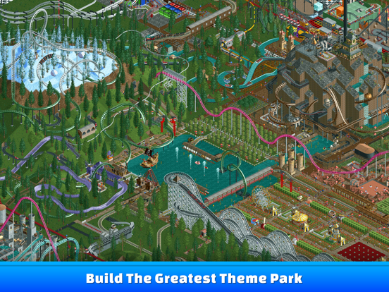 RollerCoaster Tycoon® Classic by Atari (iOS, United States