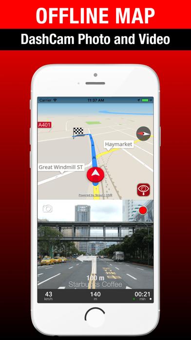 Lyon Tourist Guide + Offline Map screenshot one