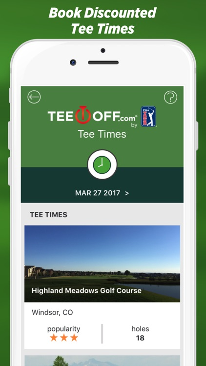 Golf GPS by SwingxSwing screenshot-4