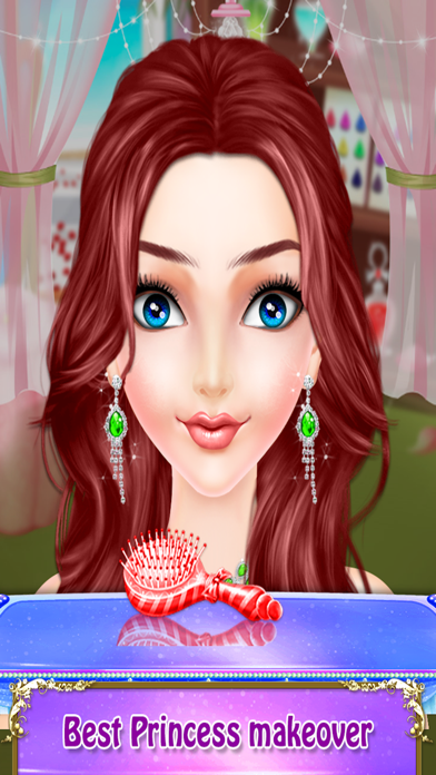 Royal Beauty Queen Salon Pro screenshot four