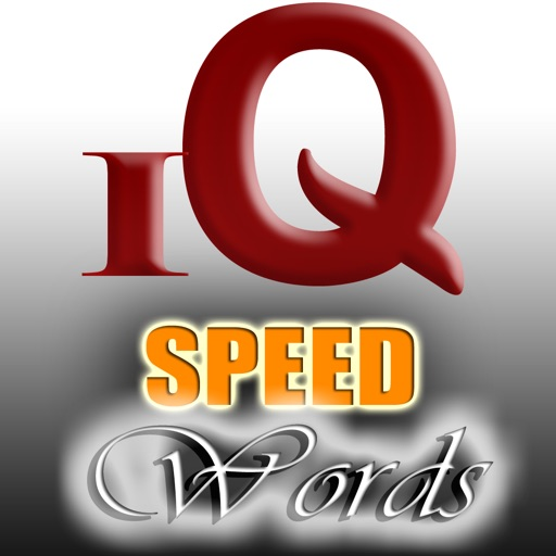 IQ Words Speed
