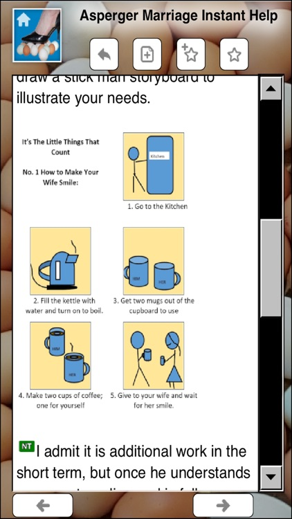 Asperger Marriage Instant Help screenshot-3