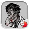 Jookgru Zombie Cartoon Stickers for iMessage