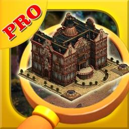 Hidden Object: Masked town pro