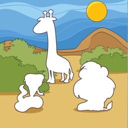 Animal Game: Kid Puzzles Game