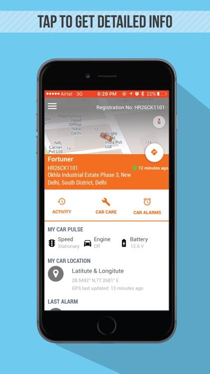 DriveMate: Car Security