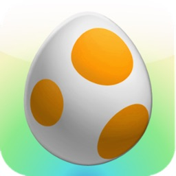 Egg Throw Puzzle Game : Easter Egg