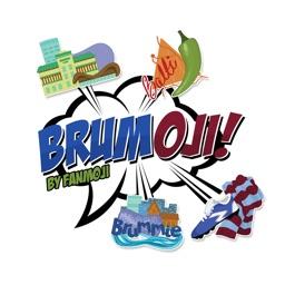 Brumoji - Birmingham emoji-stickers!