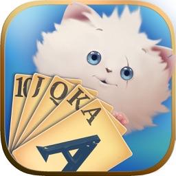 Solitaire Adventures - TriPeaks Card Game