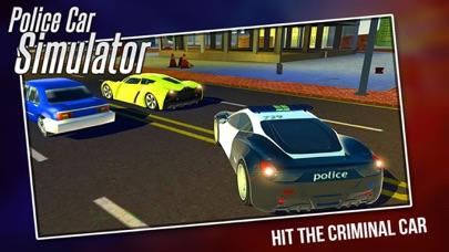警察Car Sim Sim 2018のおすすめ画像2