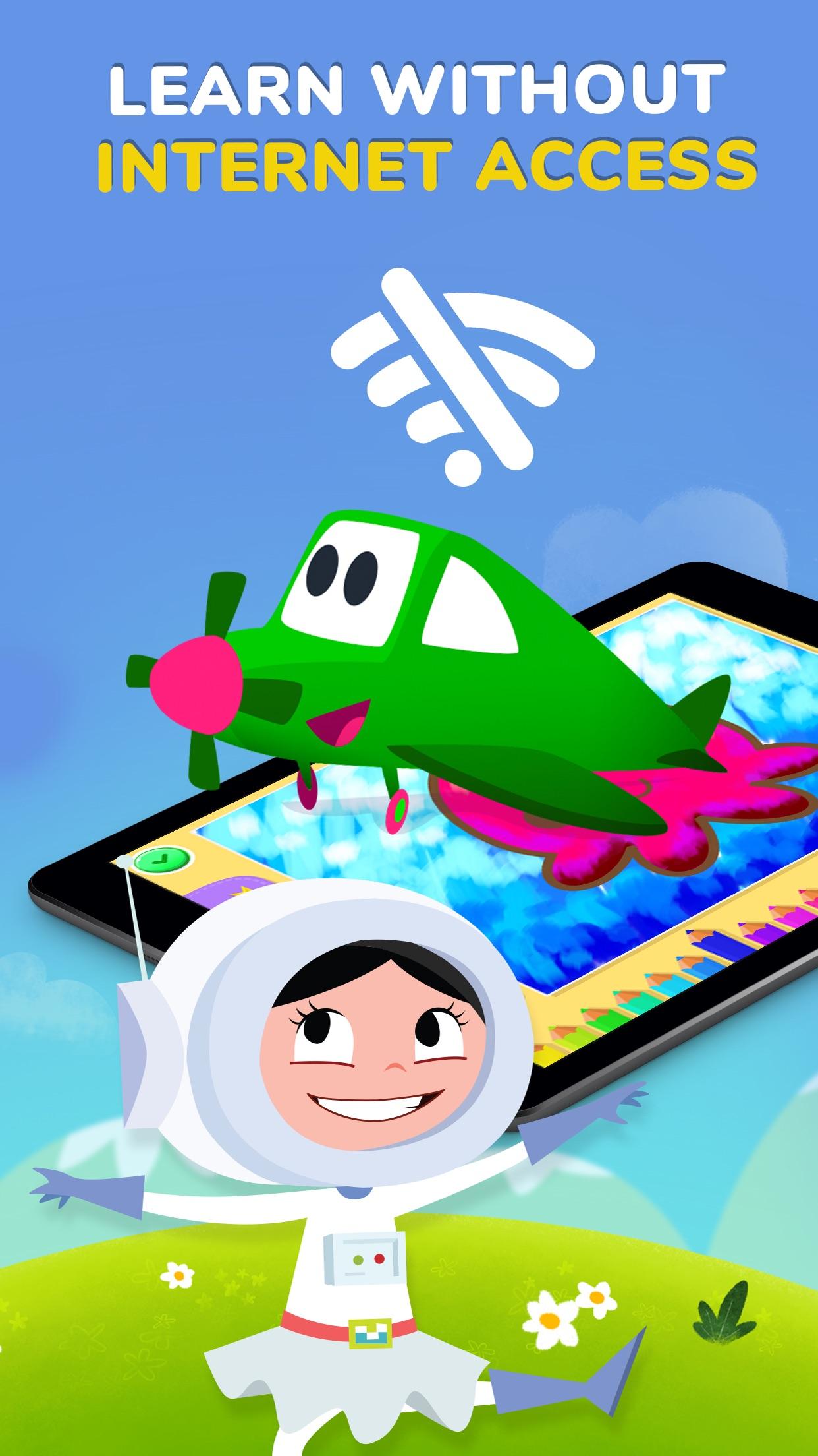 PlayKids - Cartoons for kids Screenshot