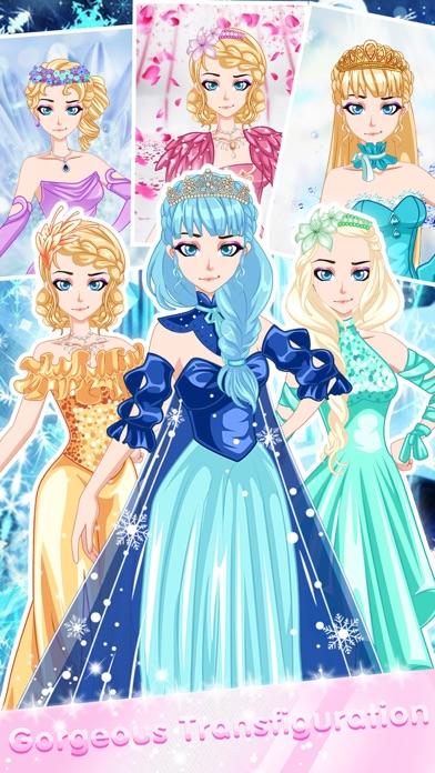 Beautiful princess dress - Fun Girl Games