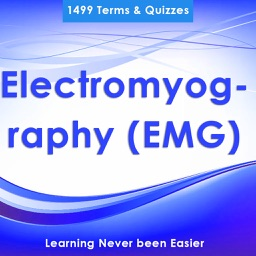 Electromyography (EMG) Exam Review & Test Bank App