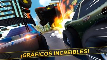 McQueen Speed CarsCaptura de pantalla de2