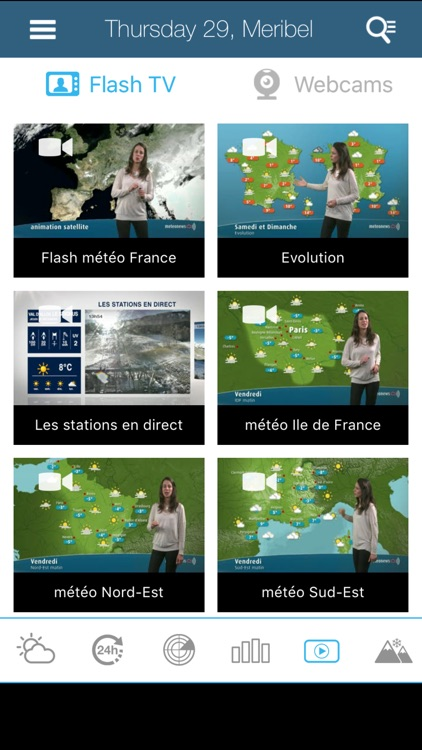Weather for France screenshot-4