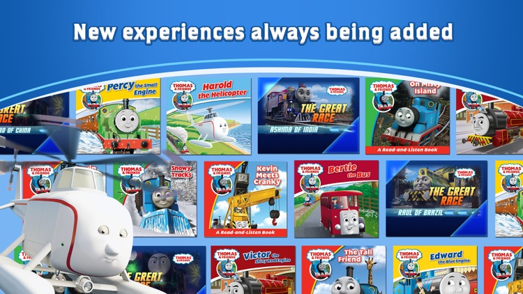 Thomas & Friends™: Read & Play screenshot-4