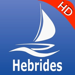Hebrides GPS Nautical charts pro