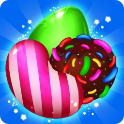 Gummy Pop: Frenzy Mania Match 3