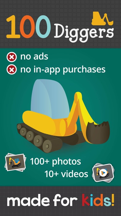 Screenshot for 100 Things: Diggers in United States App Store