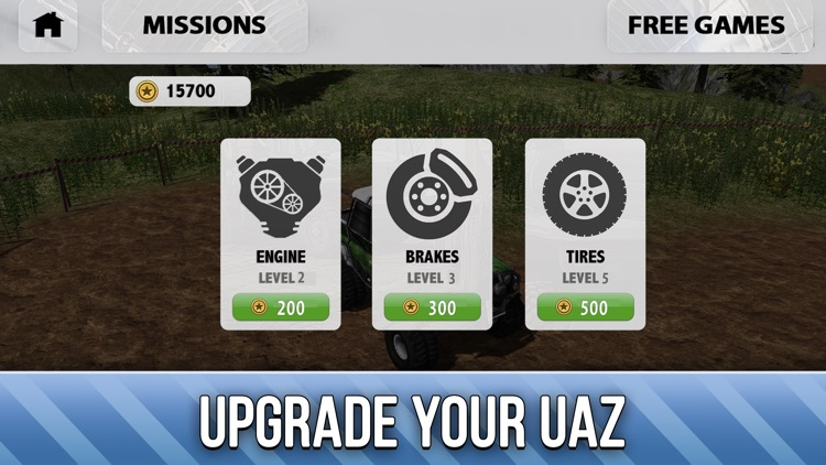 Russian SUV 4x4 Offroad Rally - Try UAZ SUV screenshot-3