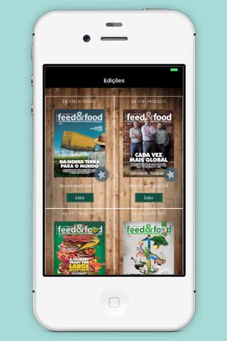 Revista Feed & Food - náhled