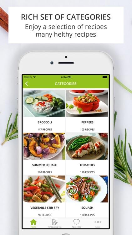 Delicious Vegetarian Recipes | Veggie Meals Plans