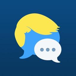 Trump Stickers (Animated) Cartoon Emojis