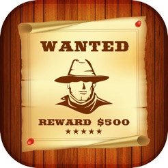 i WANTED Wanted Poster Free on the App Store