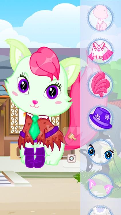 Princess Pet Salon™- Fox Sweetie screenshot-3