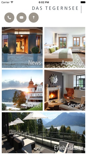 Hotel DAS TEGERNSEE on the App Store