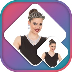 Jwellery Photo Editor -Jwellery Camera stickers