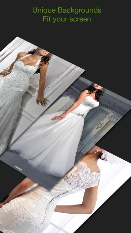 Wedding Dresses - Unique Dress Designs Ideas screenshot-3