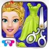 Design It! Princess Fashion Makeover: Outfit Maker
