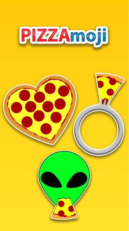 Pizzamoji: Pizza Emoji Stickers
