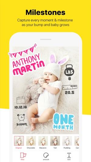 Baby Cam - Story Pics Editor Screenshot